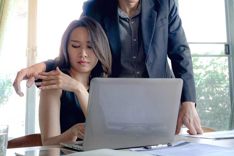 מה ייחשב הטרדה מינית בעבודה?