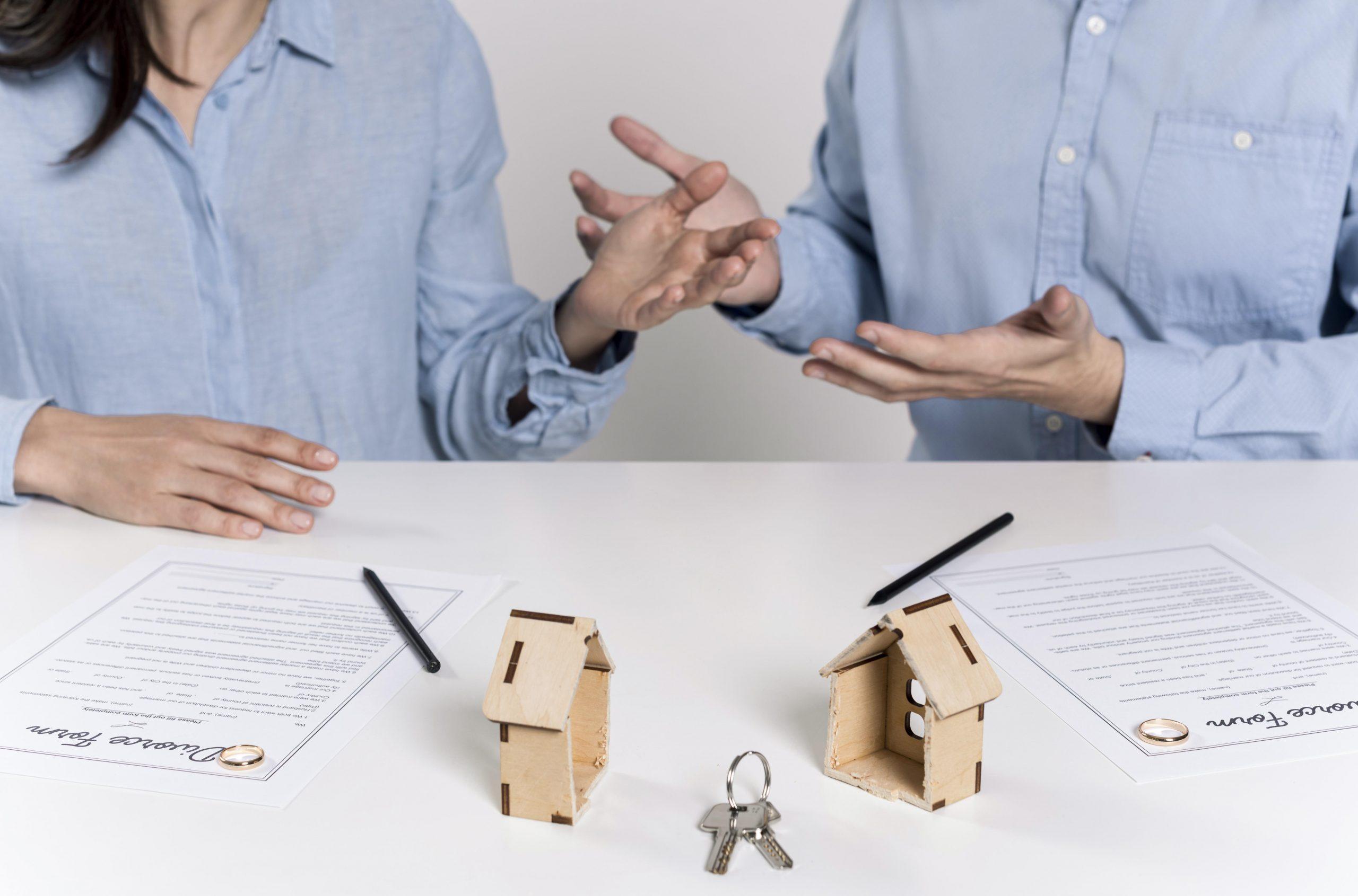 מומחיות בדיני משפחה היא קריטית להצלחת הליך גירושין